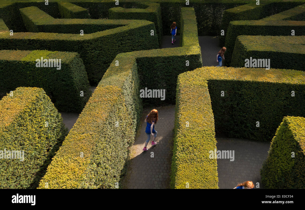 http://c7.alamy.com/comp/E0CF34/young-girl-11-12-years-tween-lost-in-a-labyrinth-hedge-maze-by-herself-E0CF34.jpg