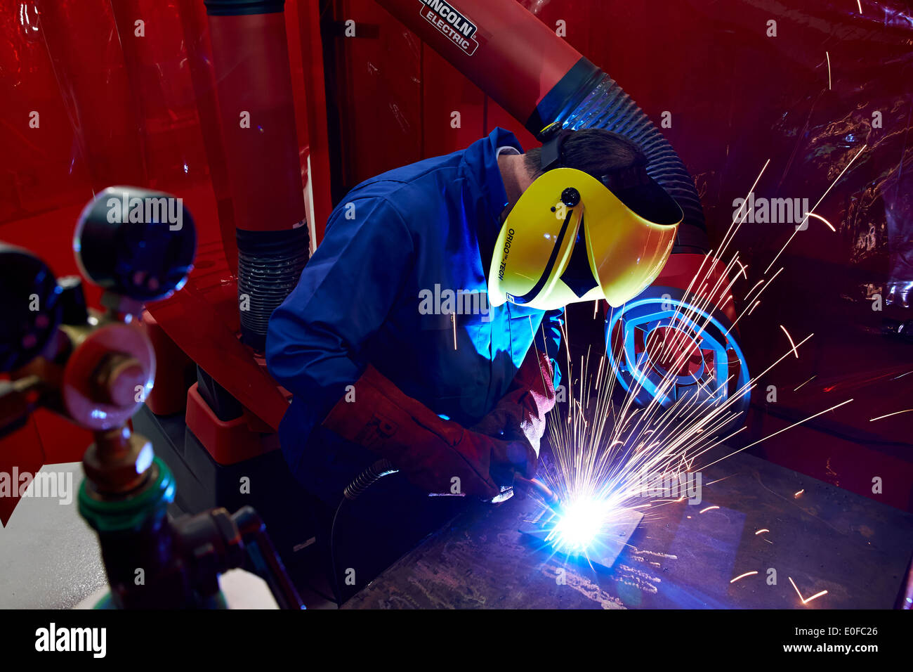 sparks-fly-as-a-skilled-worker-or-welder