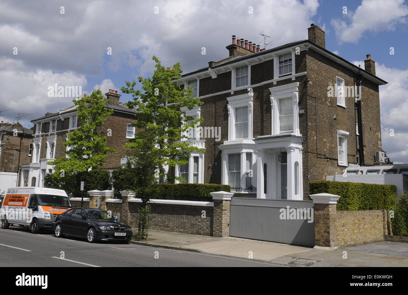 Gwyneth Paltrow Amp Chris Martins London Home In Belsize