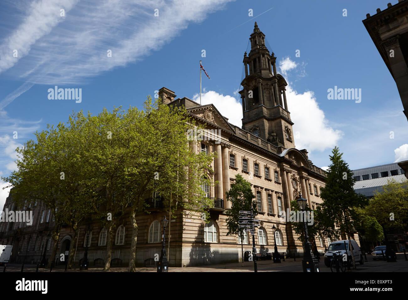 The sessions house courthouse Preston England UK Stock Photo
