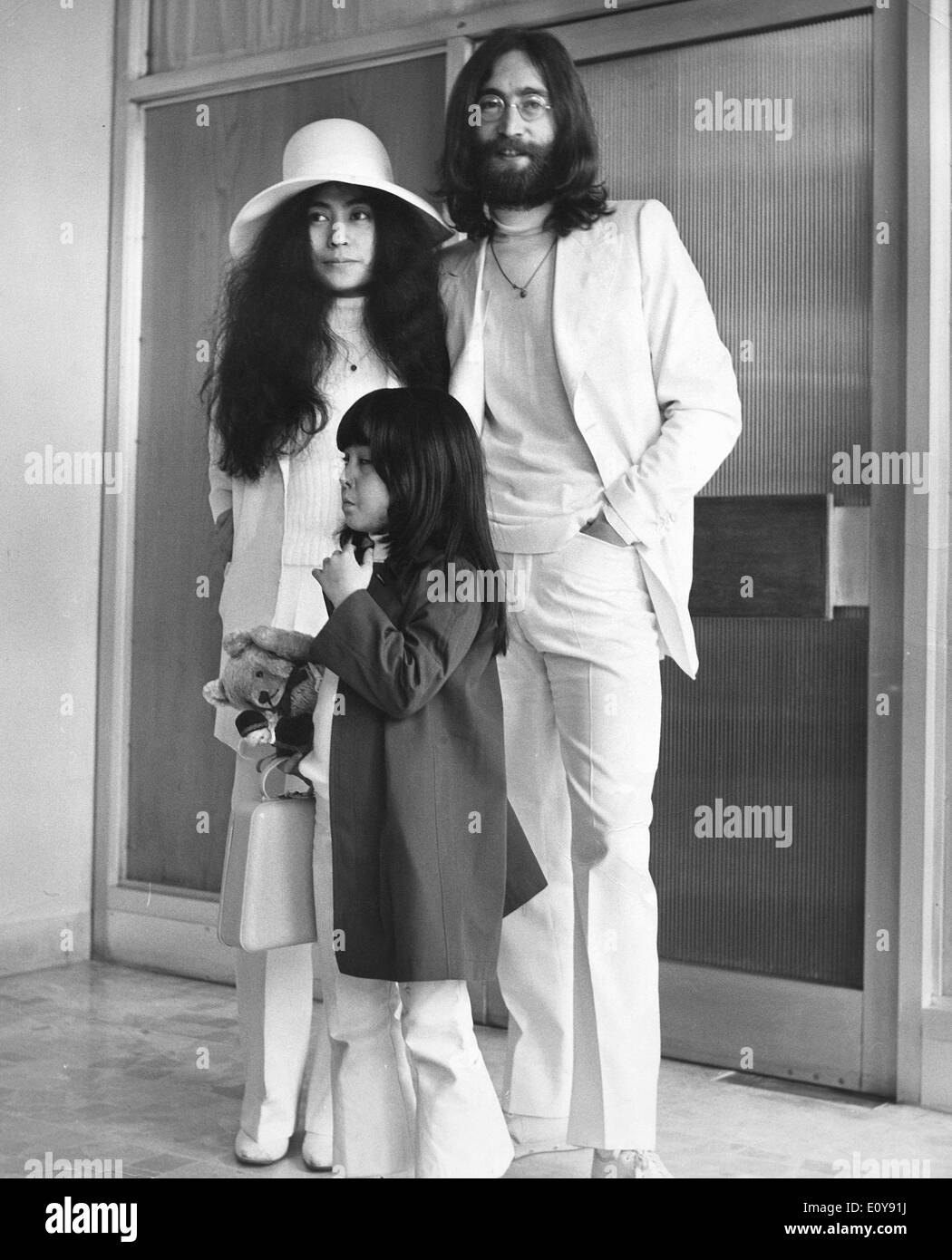 John Lennon & Yoko Ono* John Lennon And Yoko Ono - Unfinished Music No. 1: Two Virgins