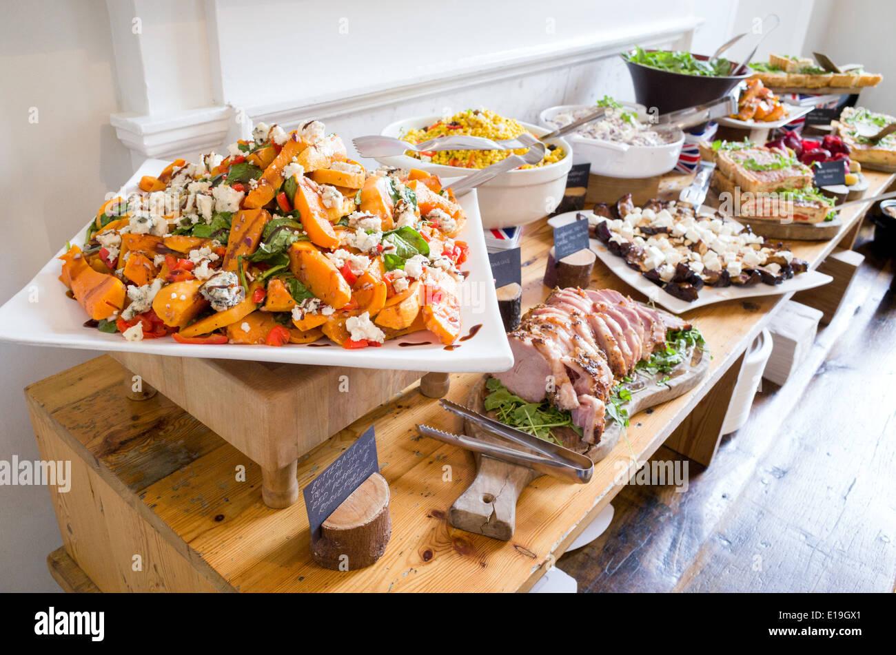 English Buffet Restaurants London