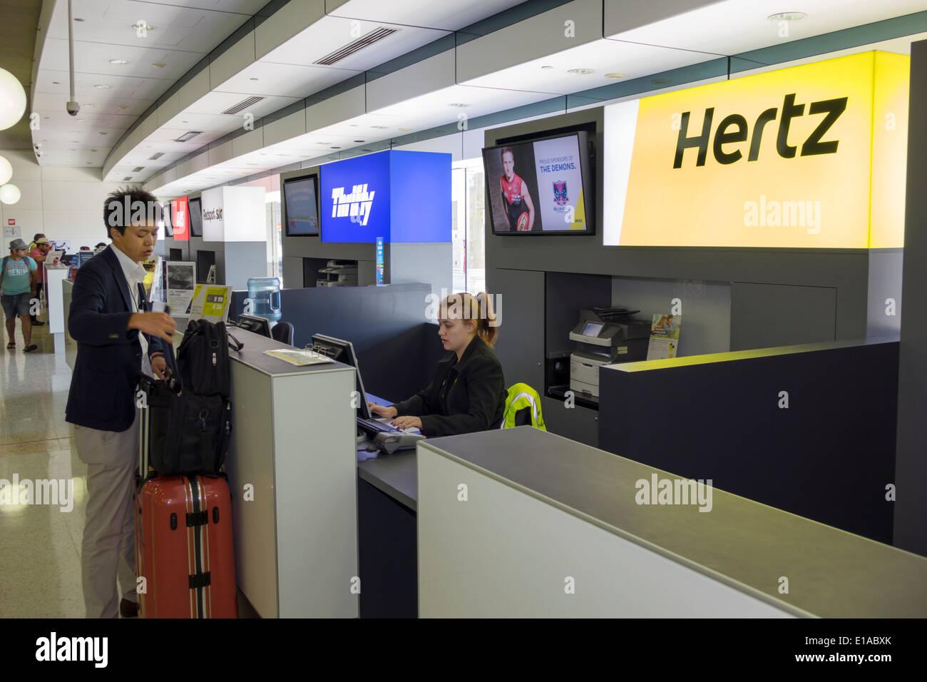 Thrifty Car Rental In Brisbane Airport