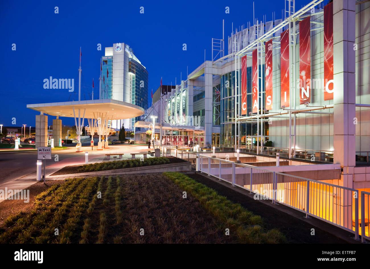 Hotel Du Casino Hull