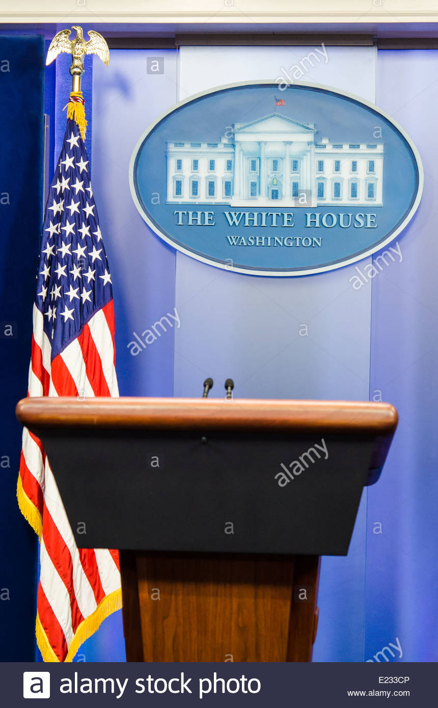 The Briefing Room White House