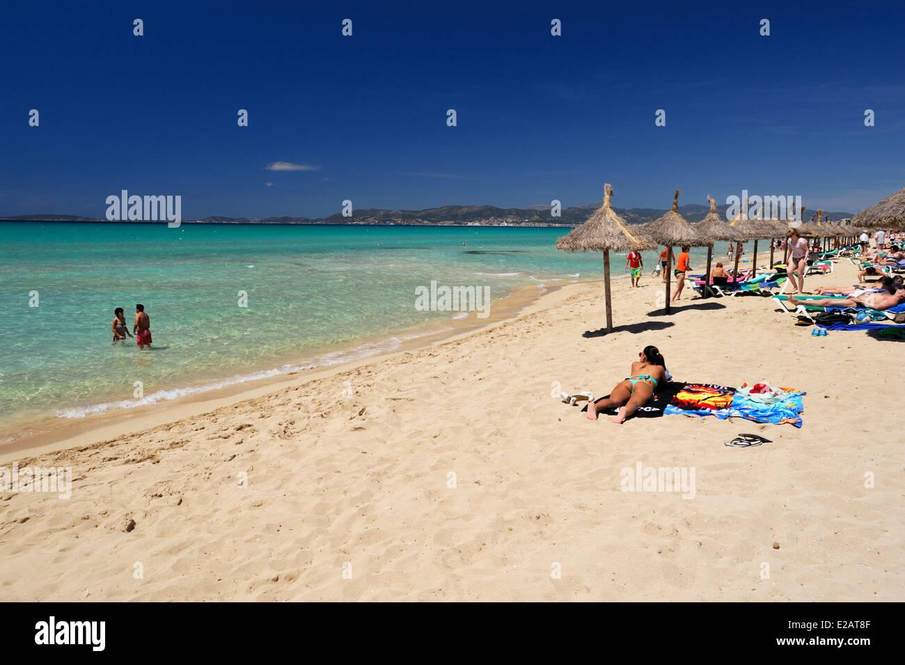Пляж эль ареналь майорка фото отзывы