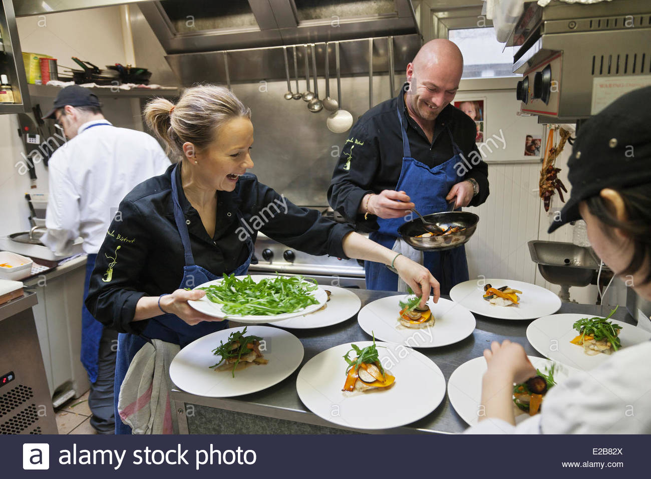 Restaurant Michelin Cotes Armor