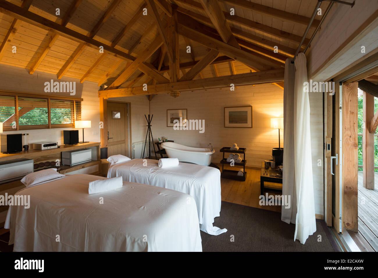 La Gree Des Landes Eco Hotel Spa Yves Rocher