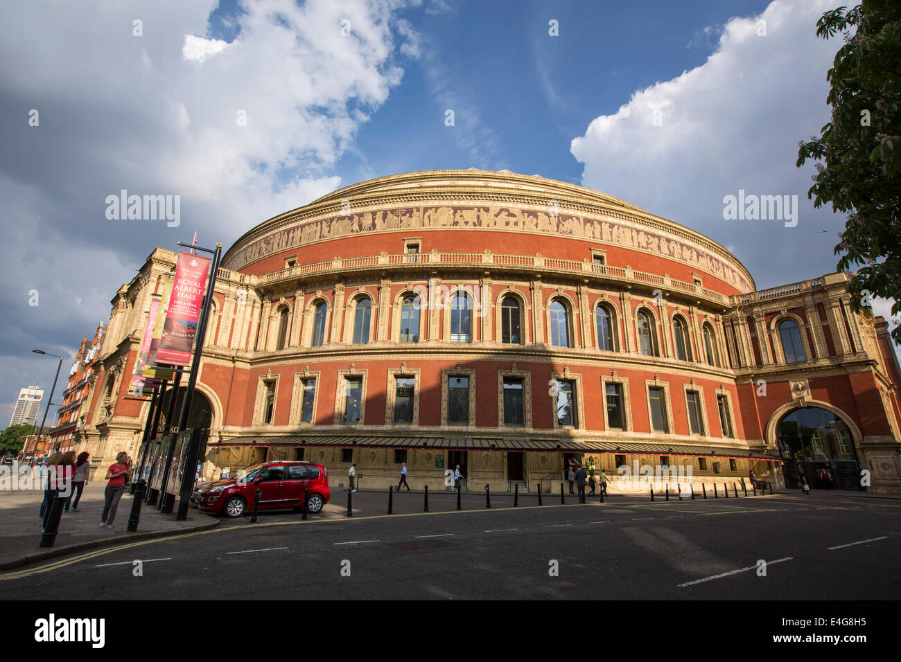The royal albert hall in london uk stock photo royalty for Door 8 royal albert hall