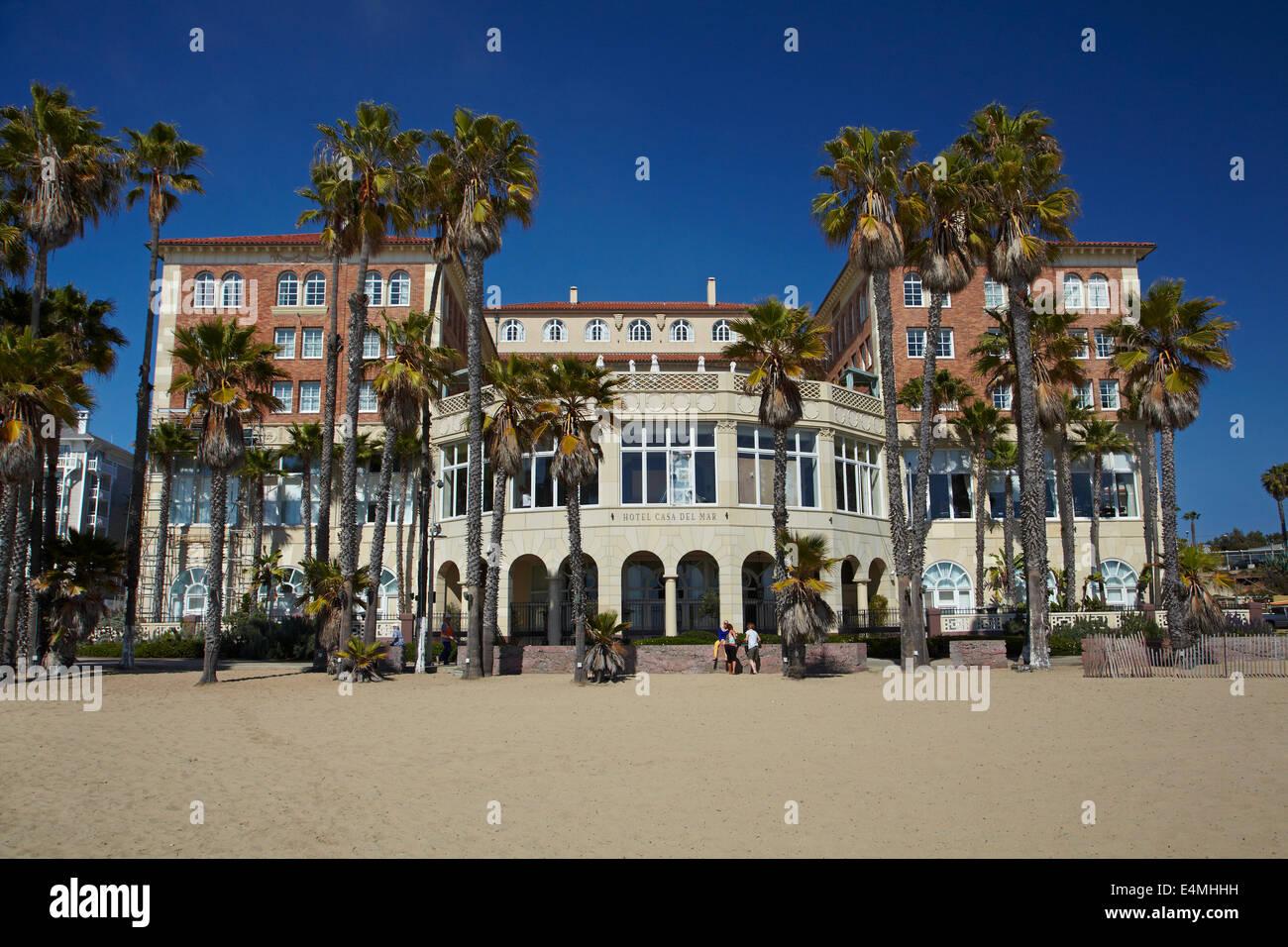 Hotel casa del mar santa monica los angeles california - Casa los angeles ...