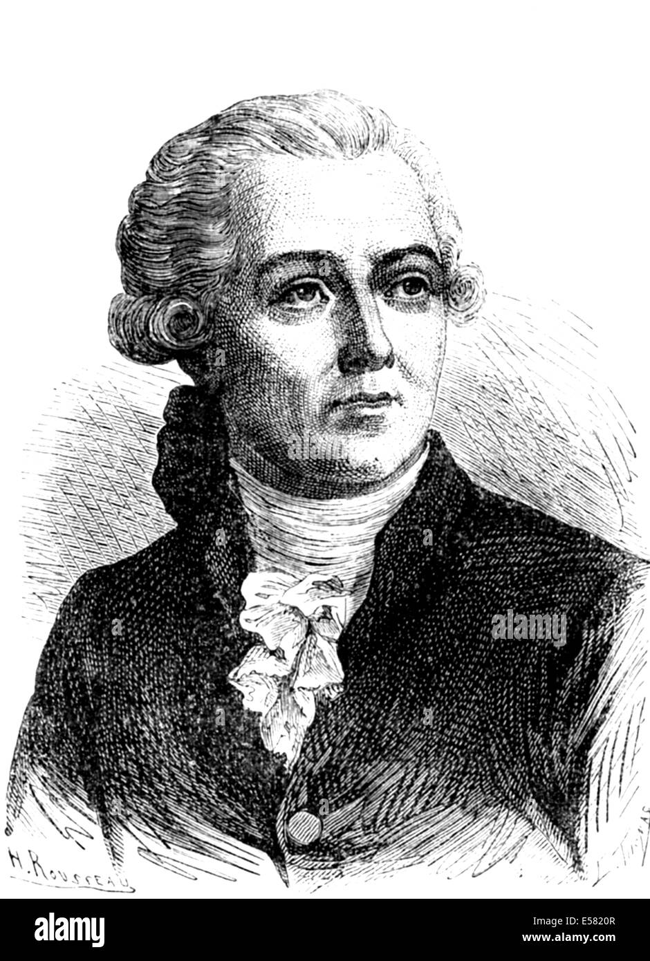 a biography of antoine laurent lavoisier Antoine lavoisier (august 26, 1743 to may 8, 1794) was a french nobleman who is considered to this day to be the father of modern chemistry his work was crucial in a.
