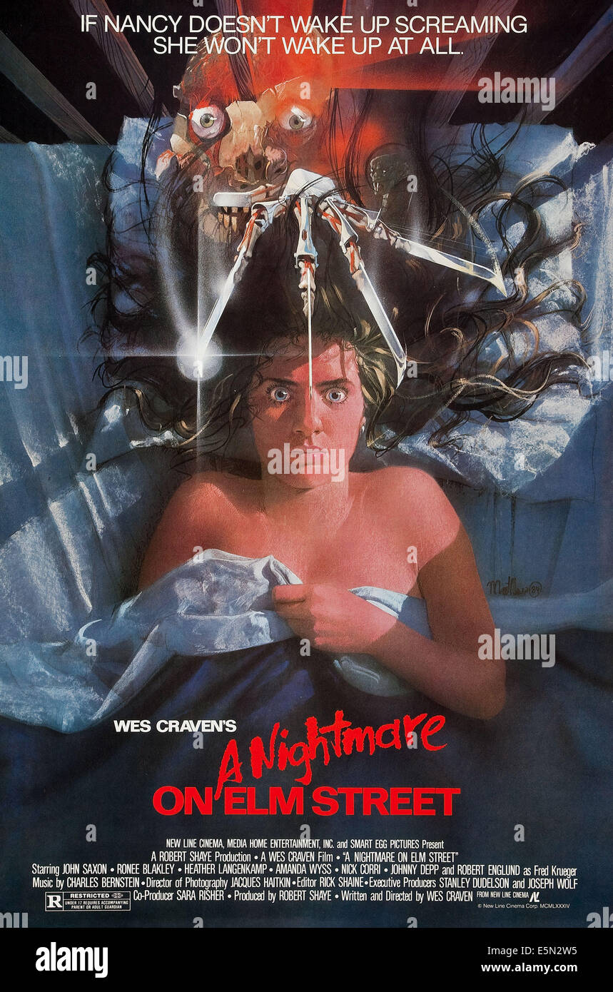 Nightmare on elm street xvideo wrong