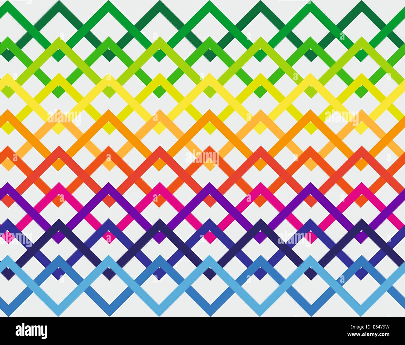 zick zack zickzack muster versetzt versetztes bunt regenbogen stock photo royalty free image. Black Bedroom Furniture Sets. Home Design Ideas
