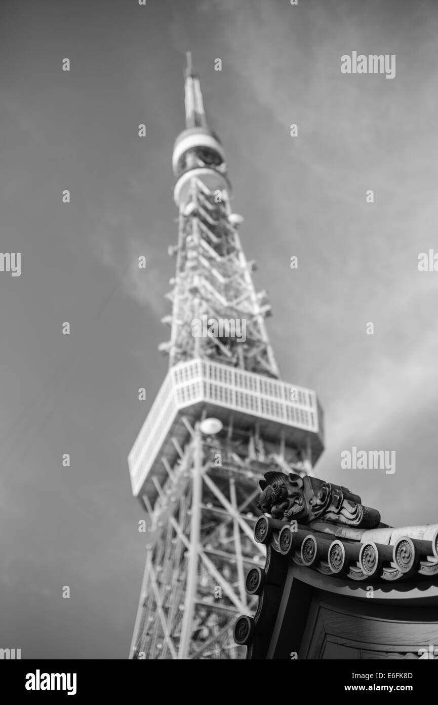 tokyo-tower-with-a-temple-roof-in-the-fo