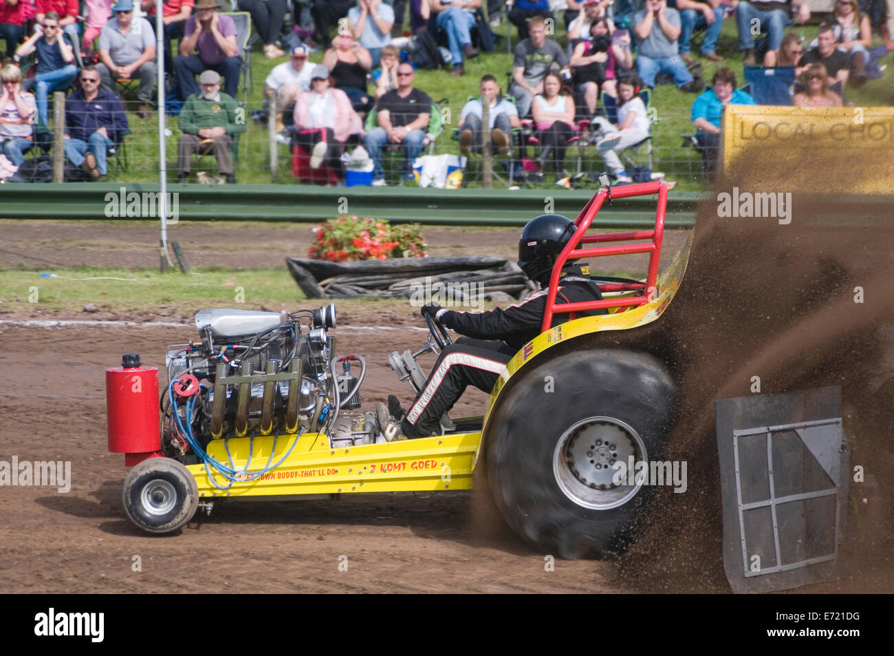 Mini Mod Tractor Pulling : Mini tractor pulling puller pullers tractors modified