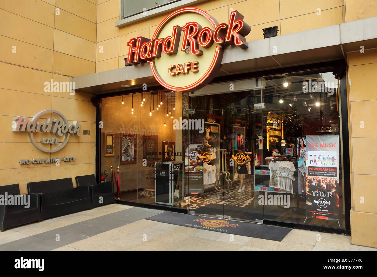 hard rock hanoi