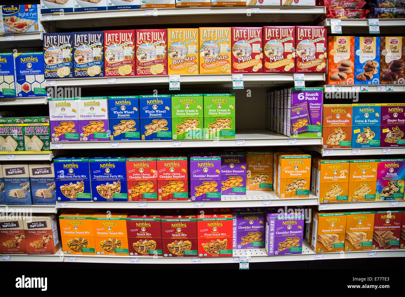 What Are Healthy Foods To Buy At Grocery Store