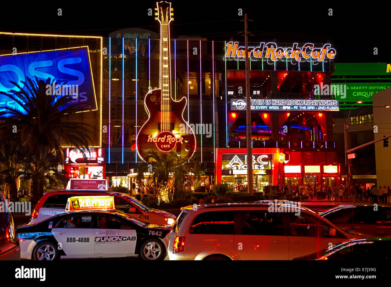 The Hard Rock Las Vegas