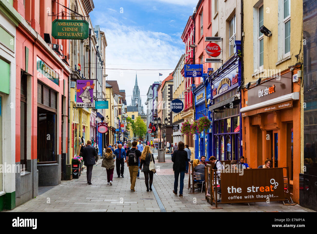 Cork Cafes And Restaurants