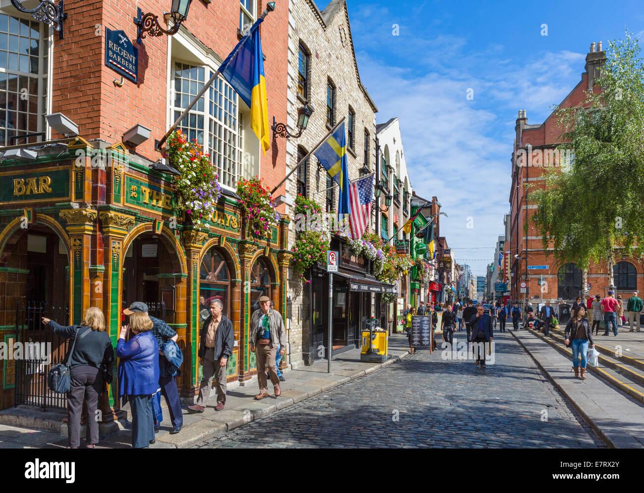 Dublin Food Walking Tour