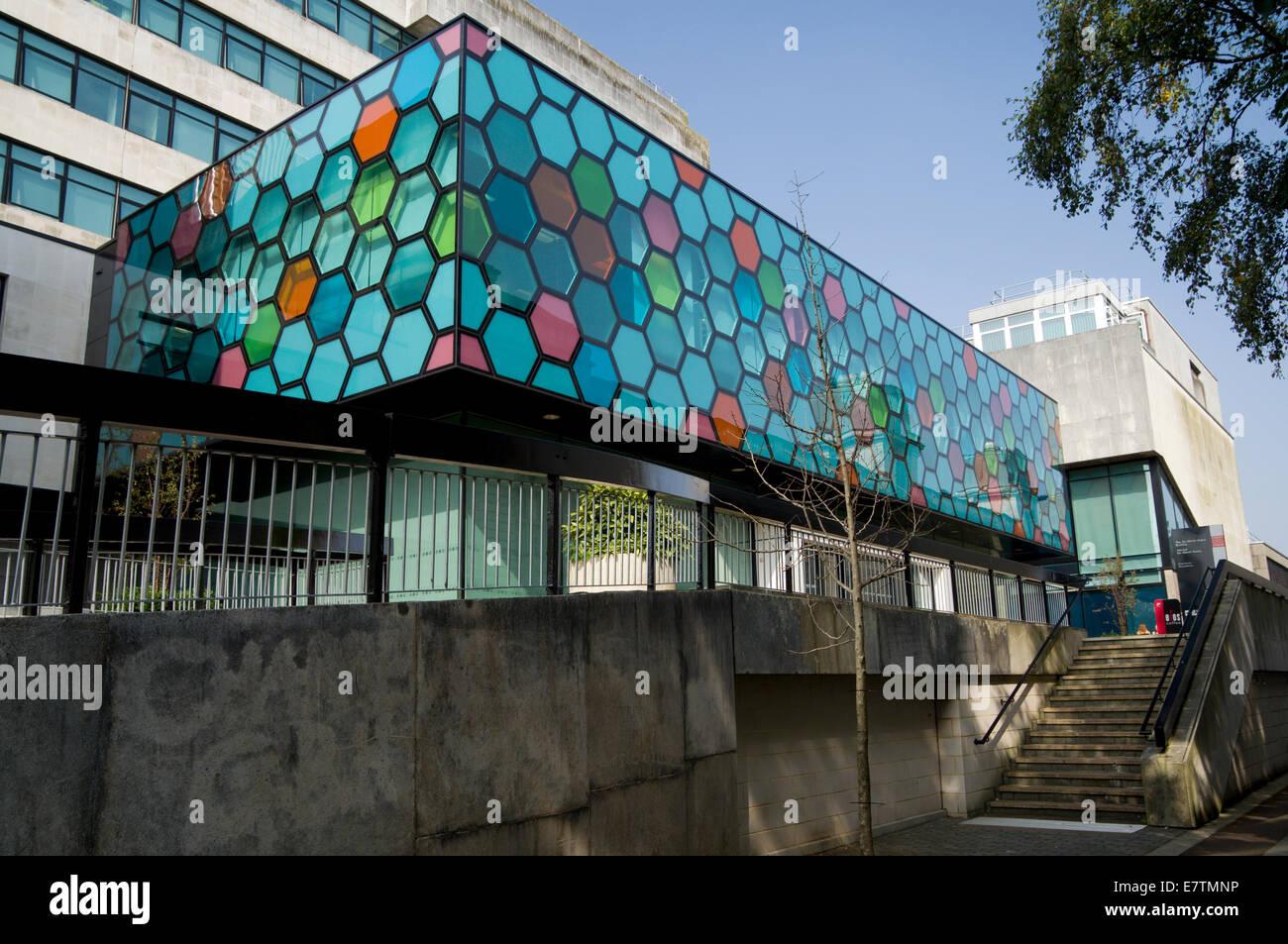 Cardiff University Sir Martin Evans Building