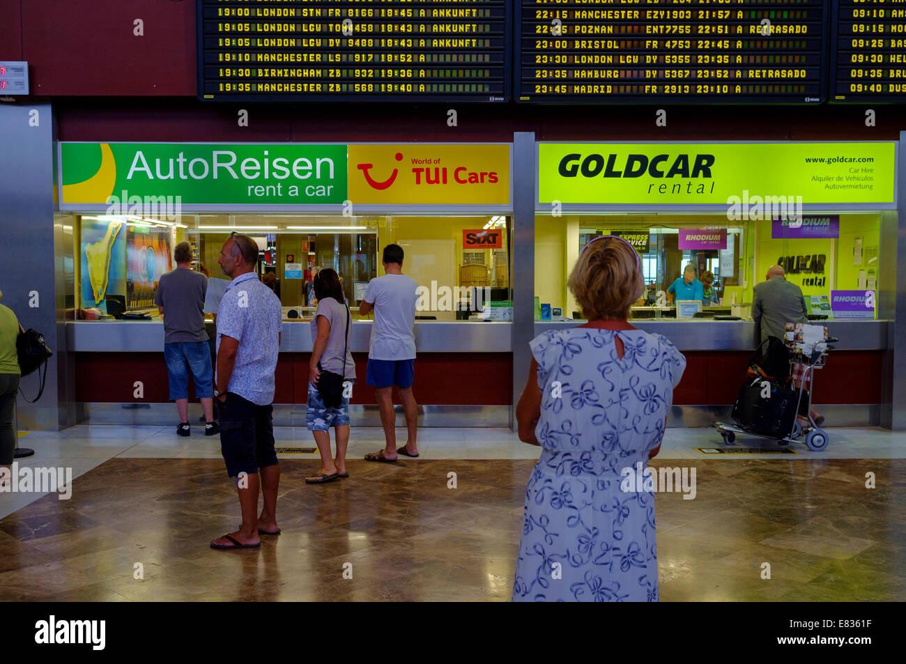Car Hire Lanzarote Airport Autoreisen