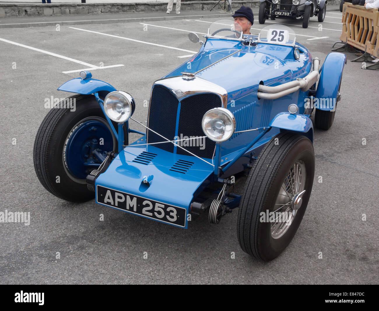 riley 12 4 special vintage sports car at middlesbrough and. Black Bedroom Furniture Sets. Home Design Ideas