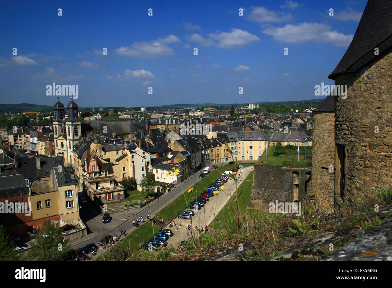 Sedan France  city photo : Ardennes, Sedan, France, Europe Stock Photo, Royalty Free Image ...