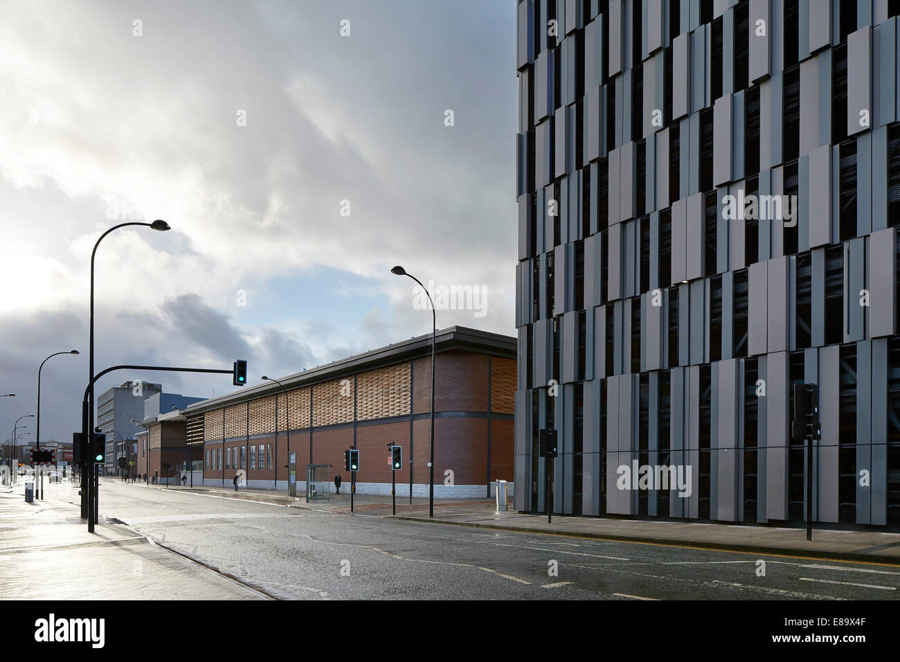 The moor market sheffield united kingdom architect for Jones architecture