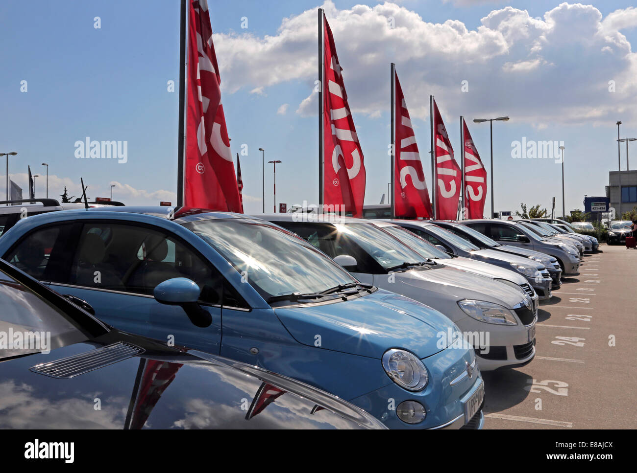 Car Hire Greece Athens International Airport