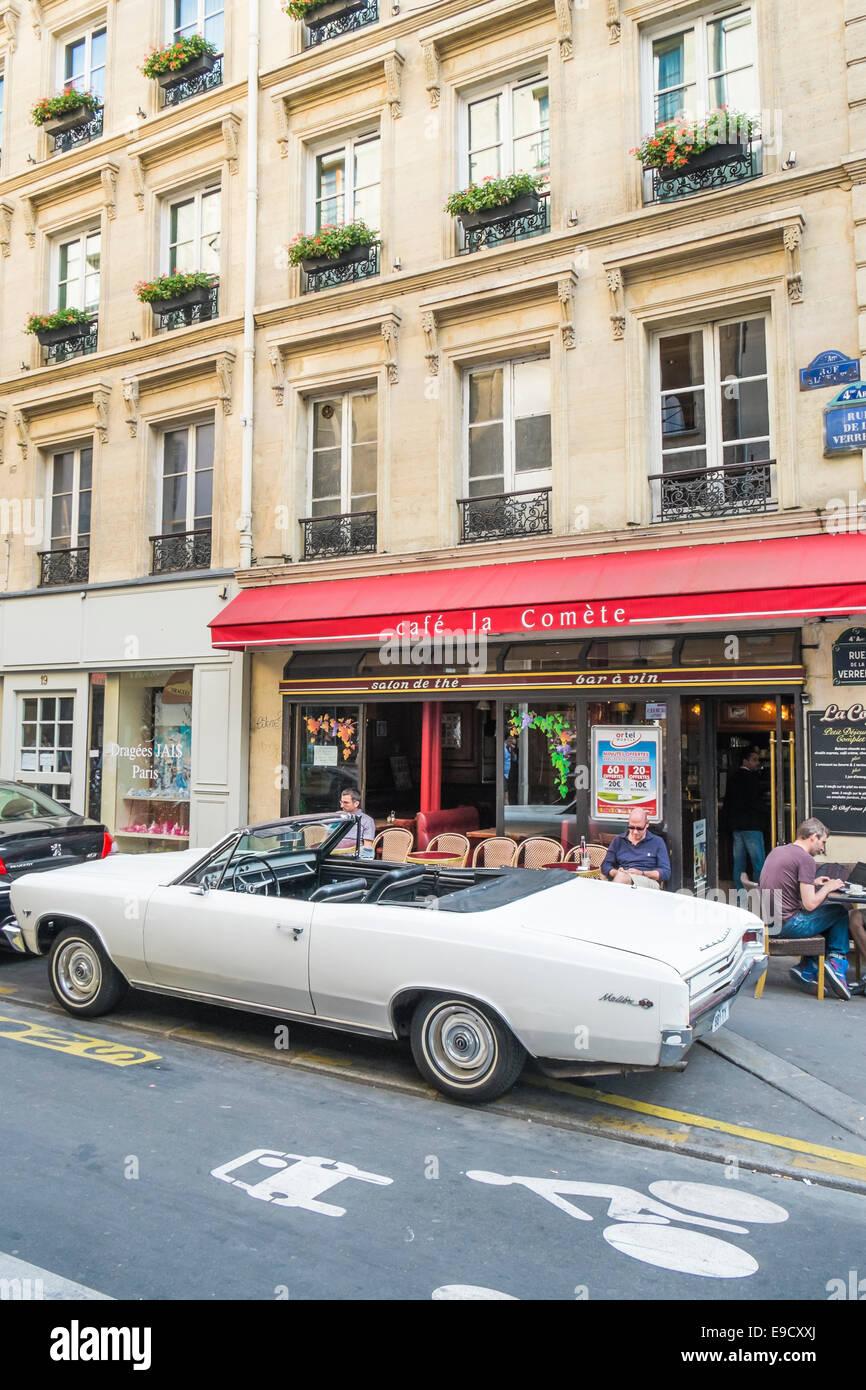 Cafe La Comete Paris