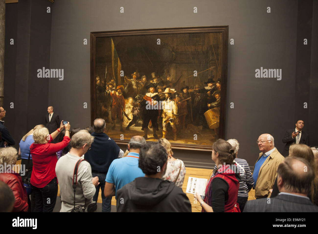 an analysis of rembrandt van rijns painting the night watch The return of the prodigal son by rembrandt artist: rembrandt van rijn (1606-69) • the night watch (1642.