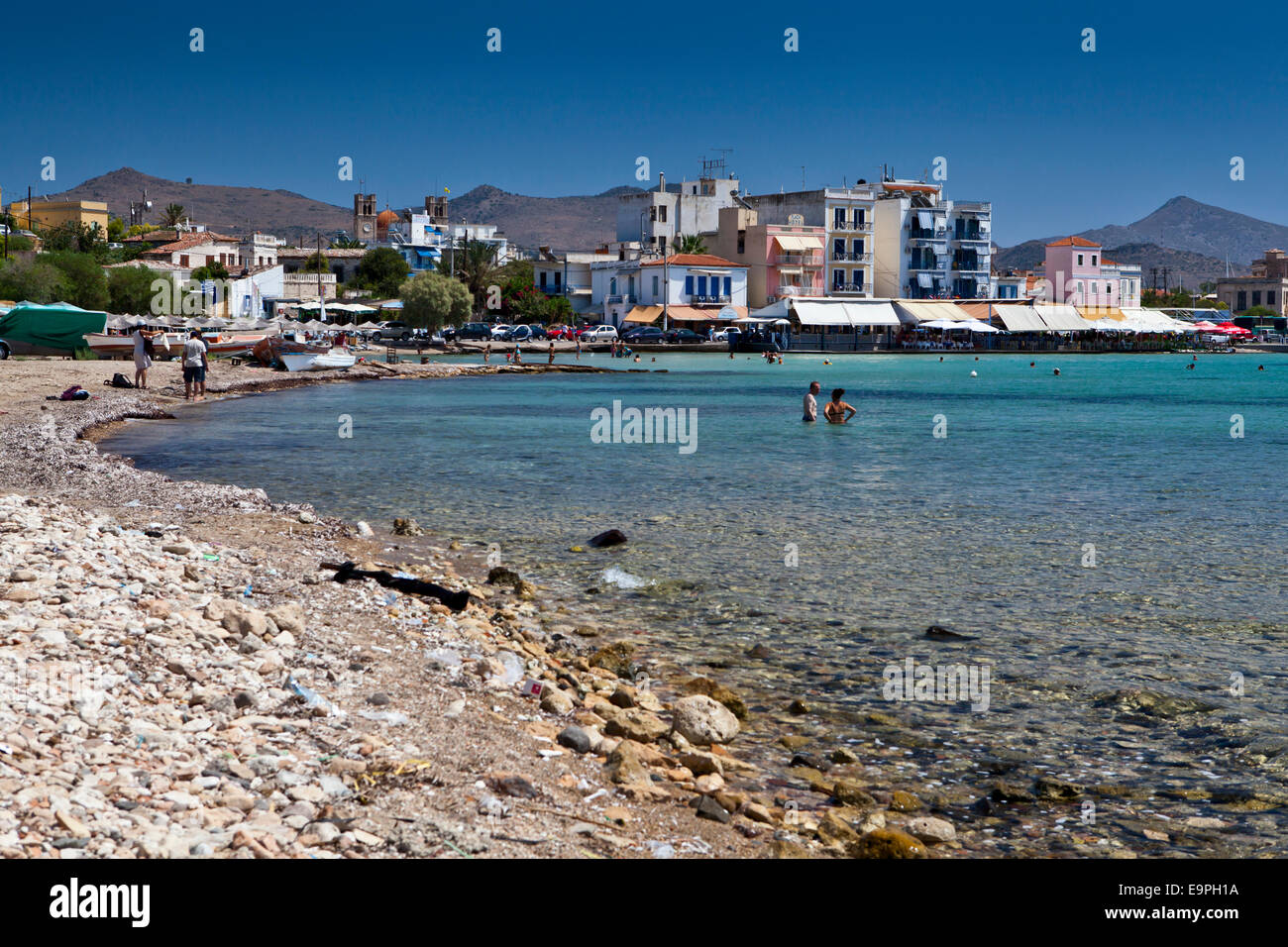 the-beach-of-aegina-town-in-the-greek-is