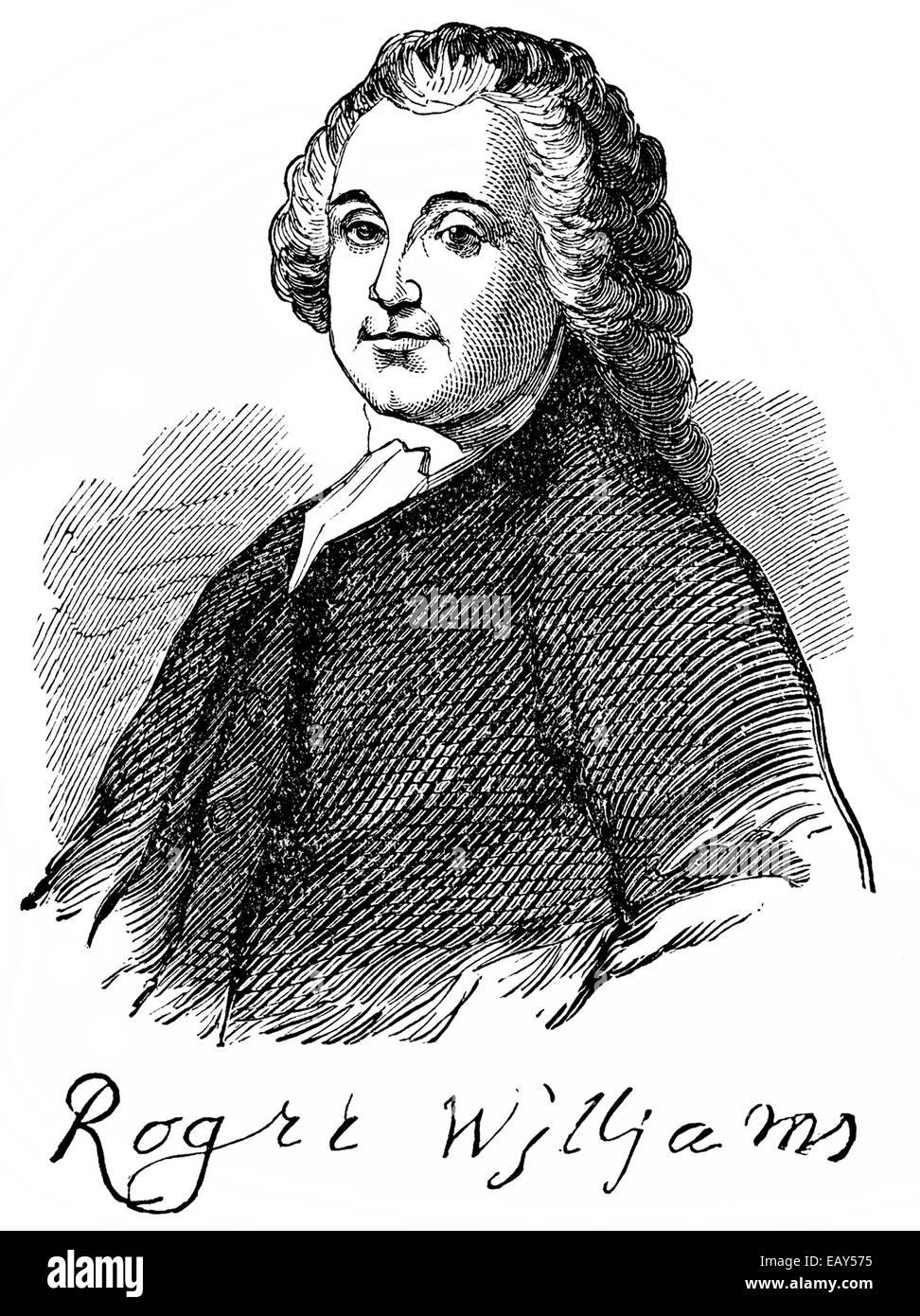 Rhode Island Founder History