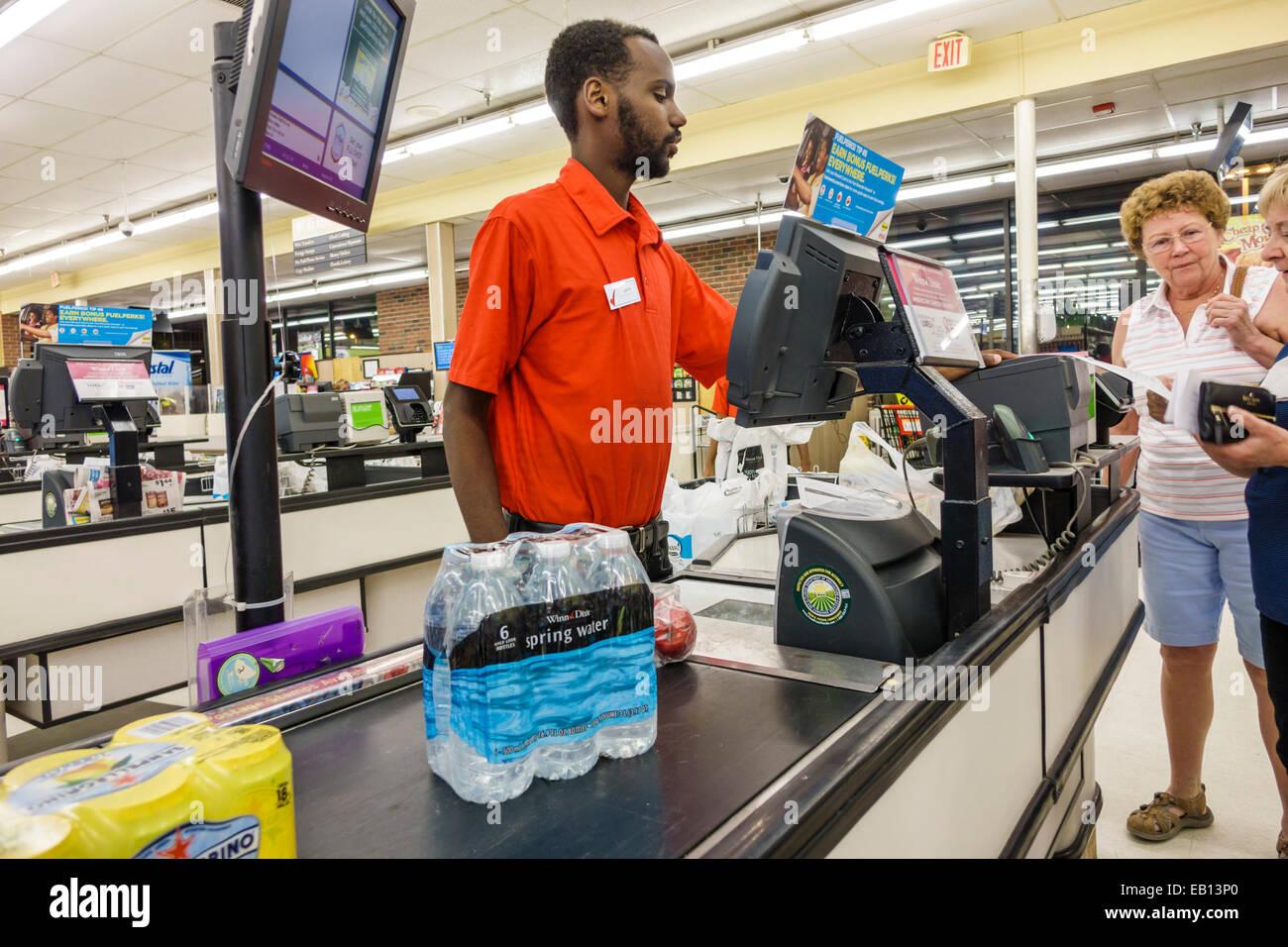 Winn dixie grocery store supermarket inside stock photo royalty free