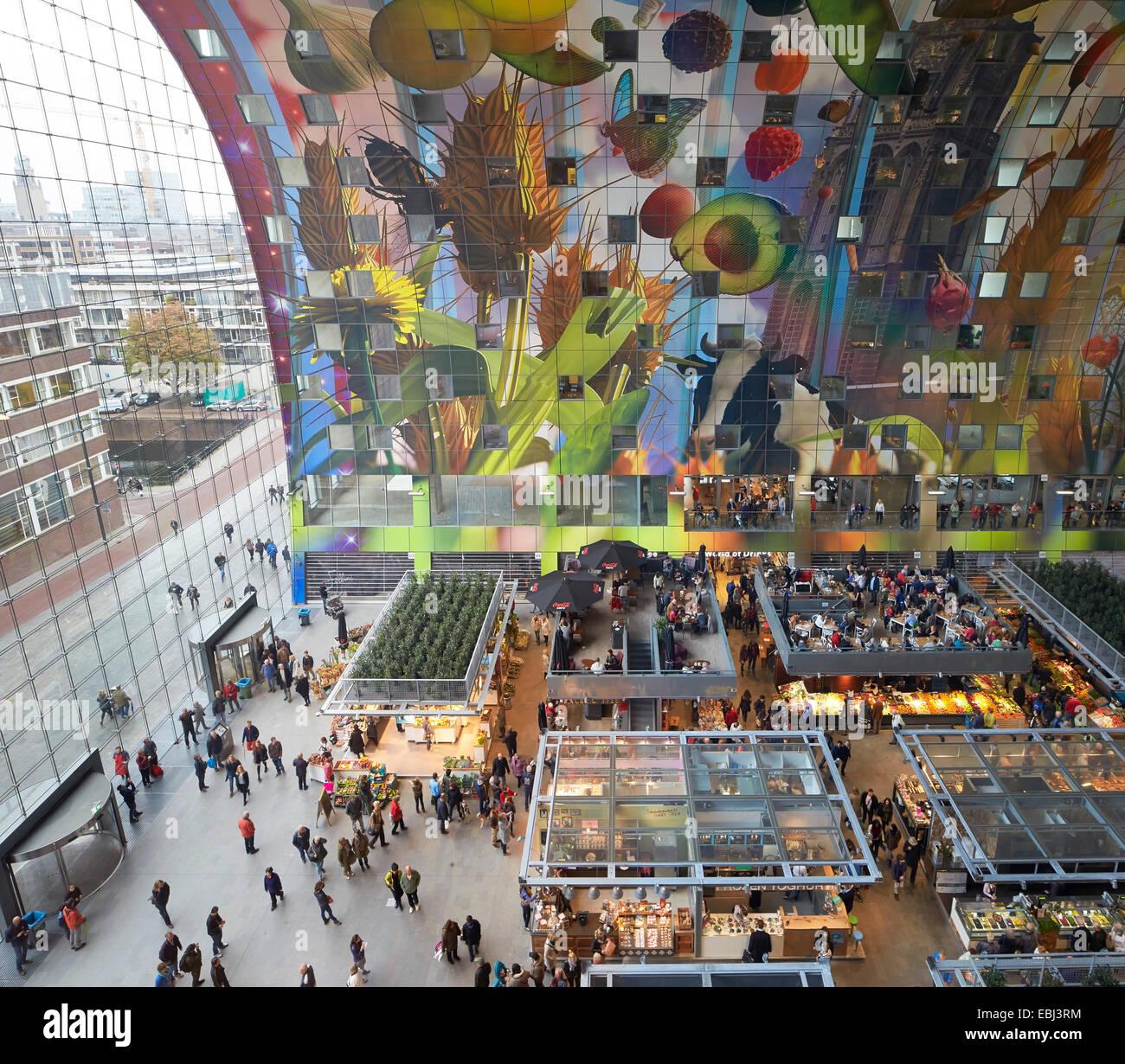 mvrdv market hall rotterdam - photo #39