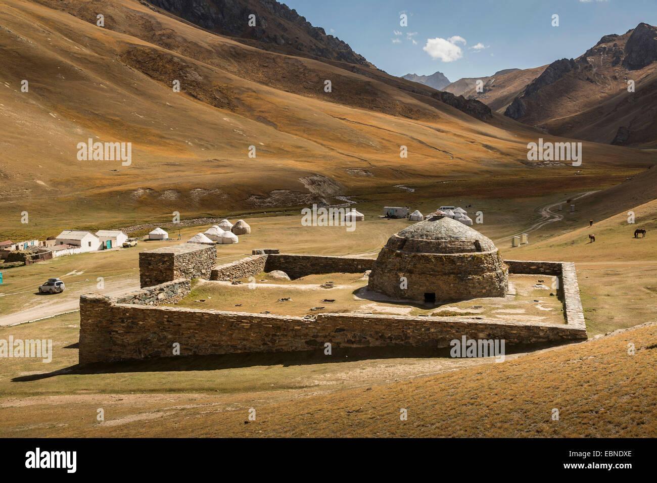 Excellent TashRabat Caravanserai Kyrgyzstan Tours In Kyrgyzstan Travel To
