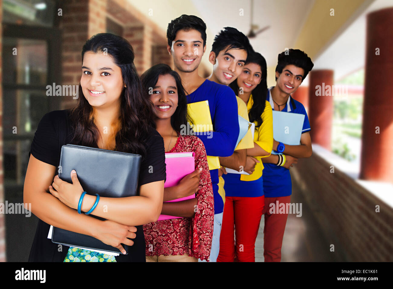 indian College friends Students Stock Photo, Royalty Free ...