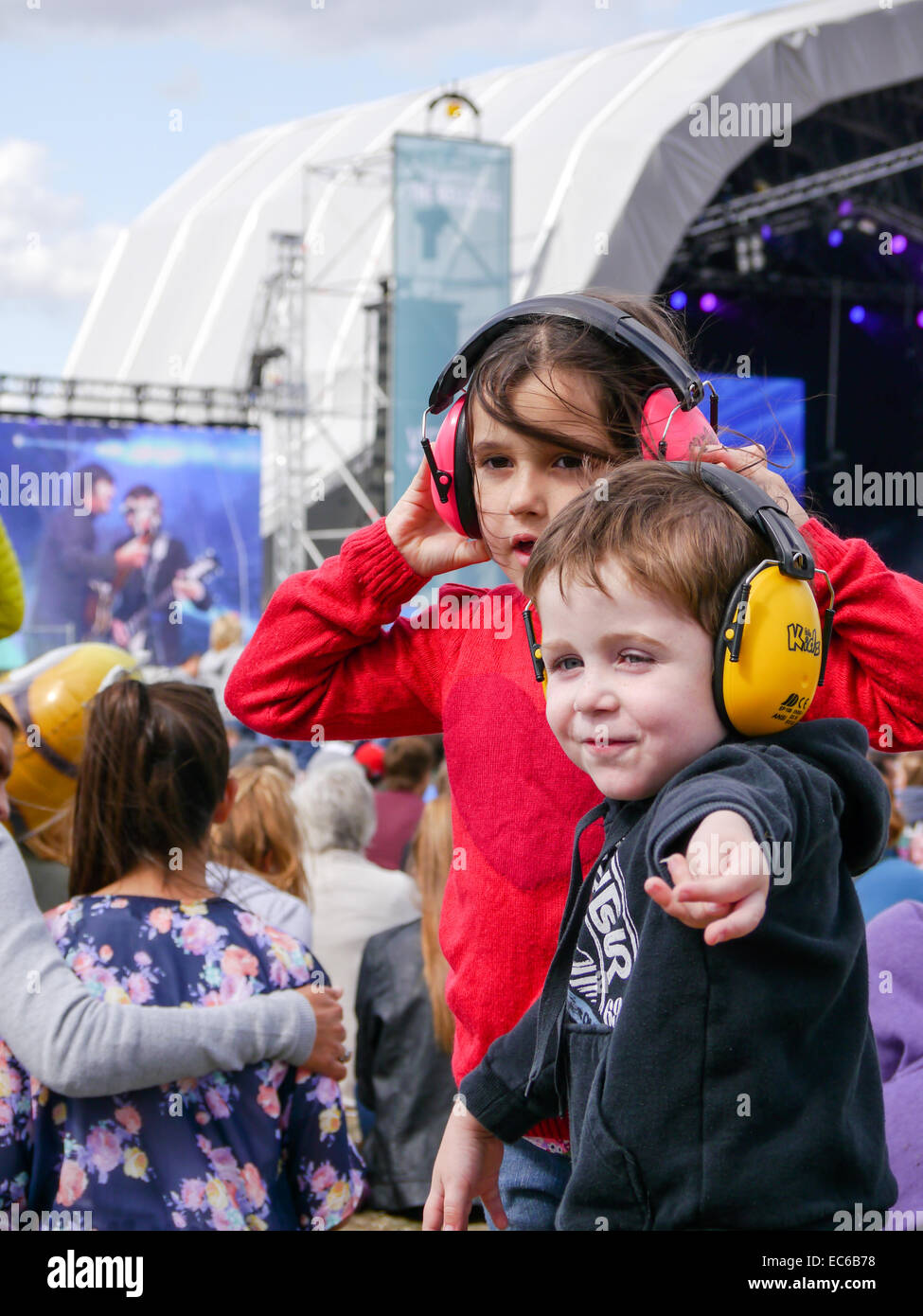 two-children-wearing-ear-defenders-at-a-