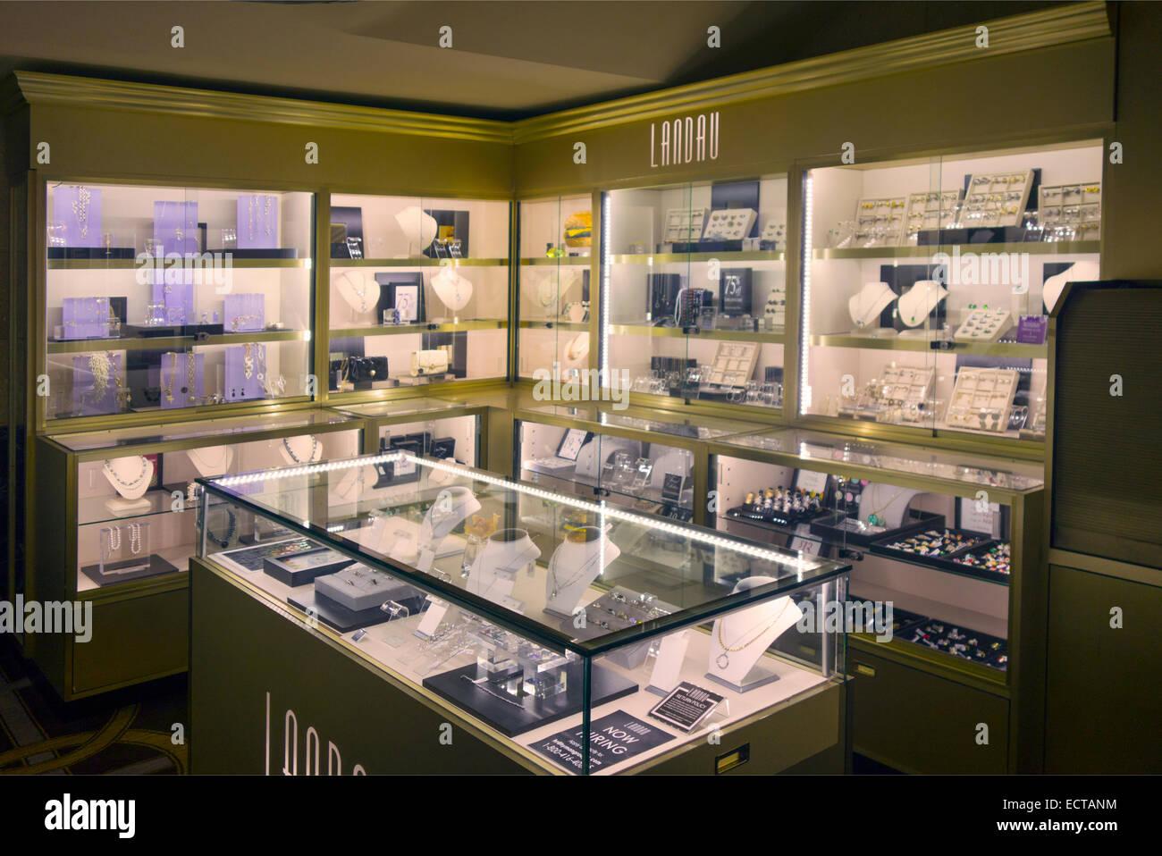 landau jewelry store san francisco ca stock photo royalty