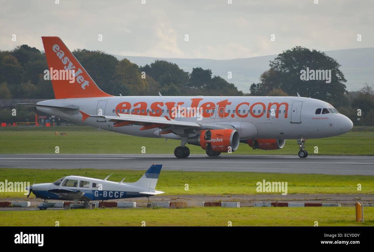 Background easy jet