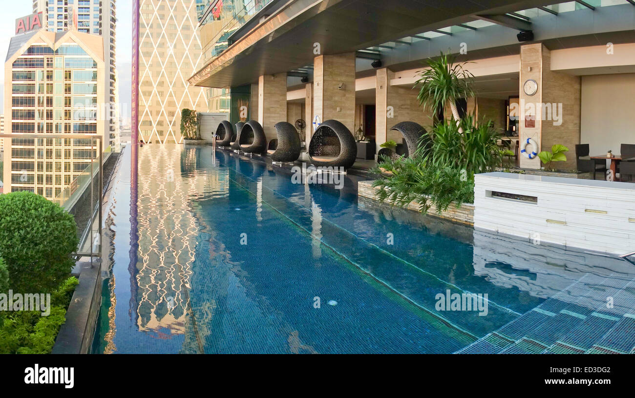 Eastin Grand Hotel Sathorn Bangkok Pool