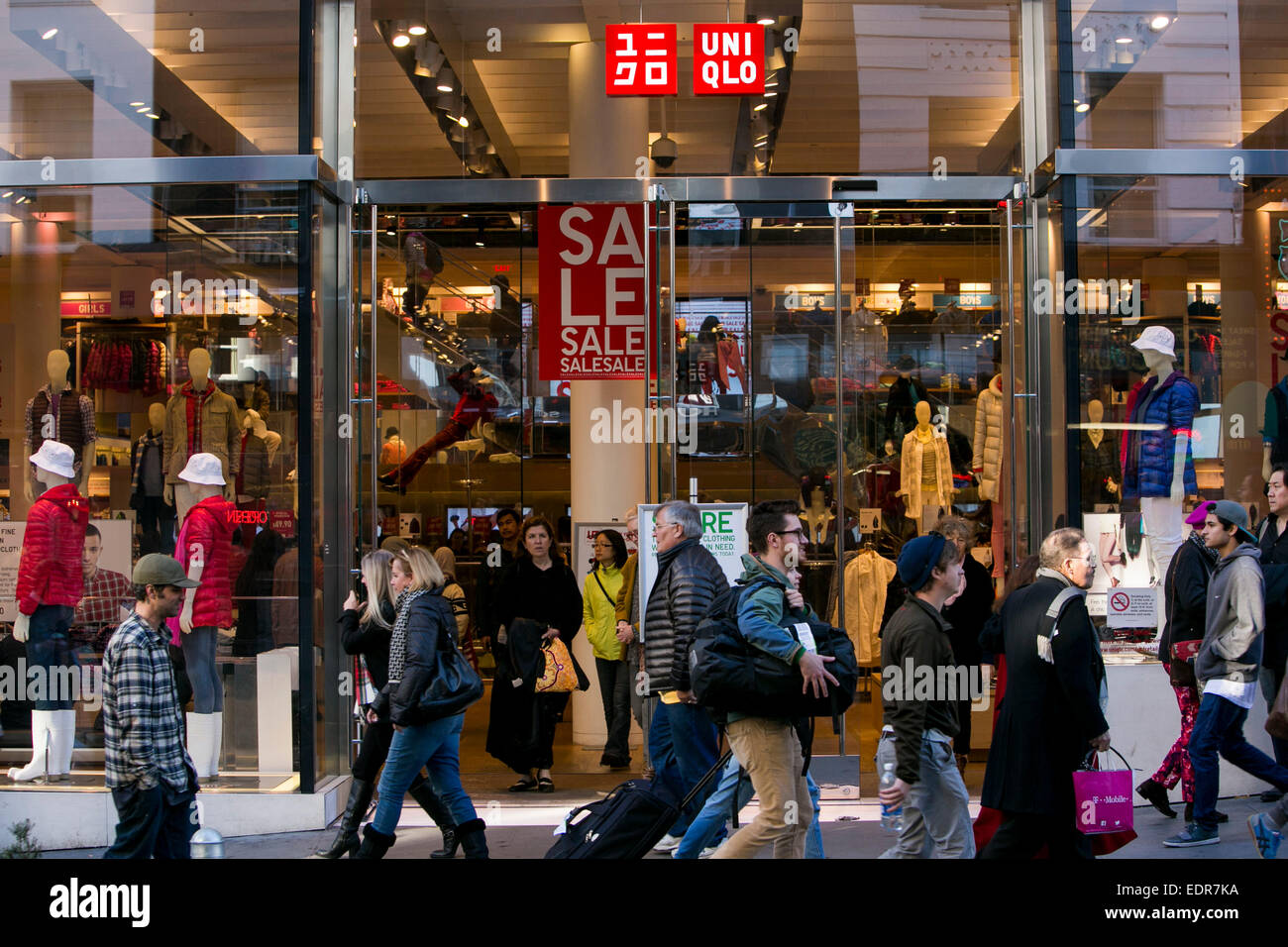 San francisco boutique clothing stores