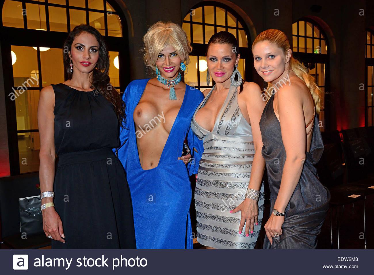 Janina Youssefian, Micaela Schaefer, Djamila Rowe, Yvoenne ...