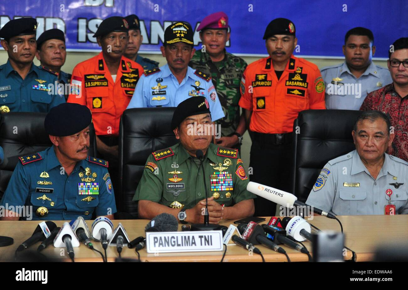 Pangkalan Bun Indonesia  City new picture : Pangkalan Bun, Indonesia. 10th Jan, 2015. Indonesian Armed Forces ...