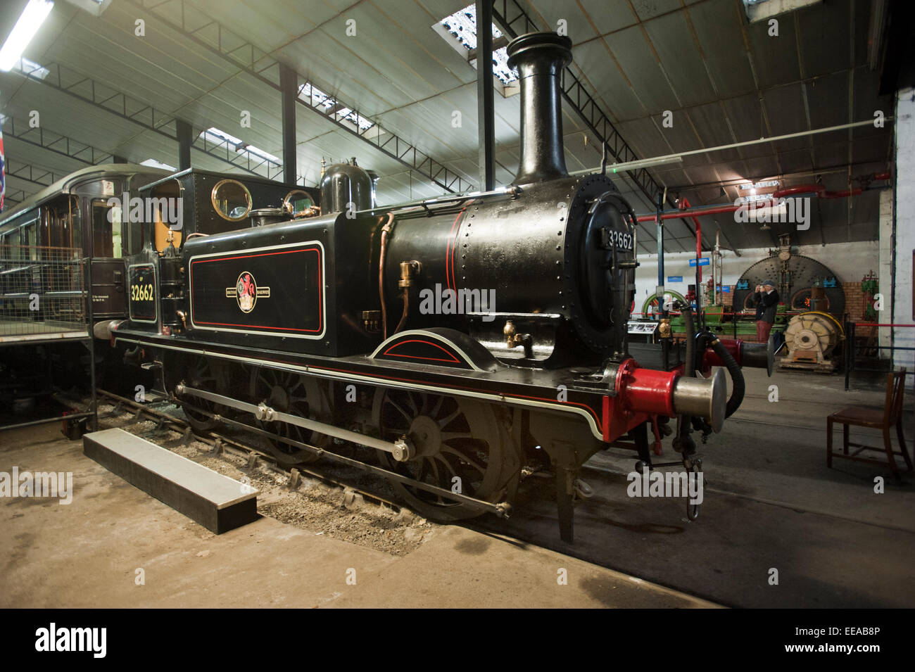 Inside bressingham steam museum exhibition hall a for Inside 2007 movie online free