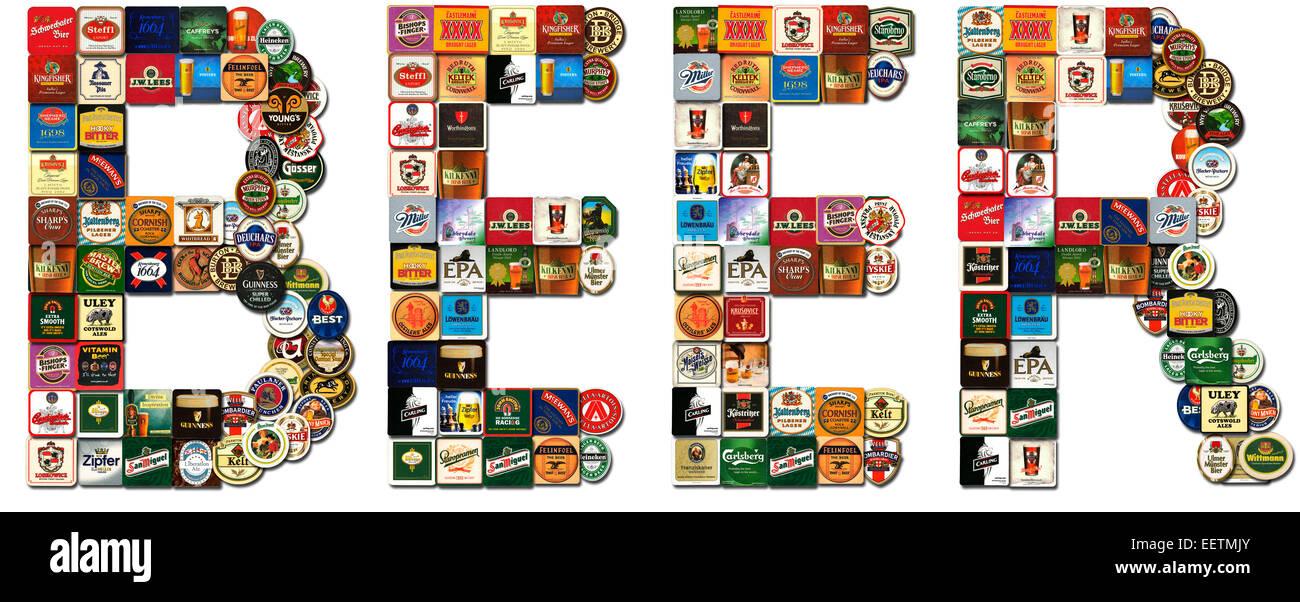 beer-spelled-out-in-beer-mats-EETMJY.jpg