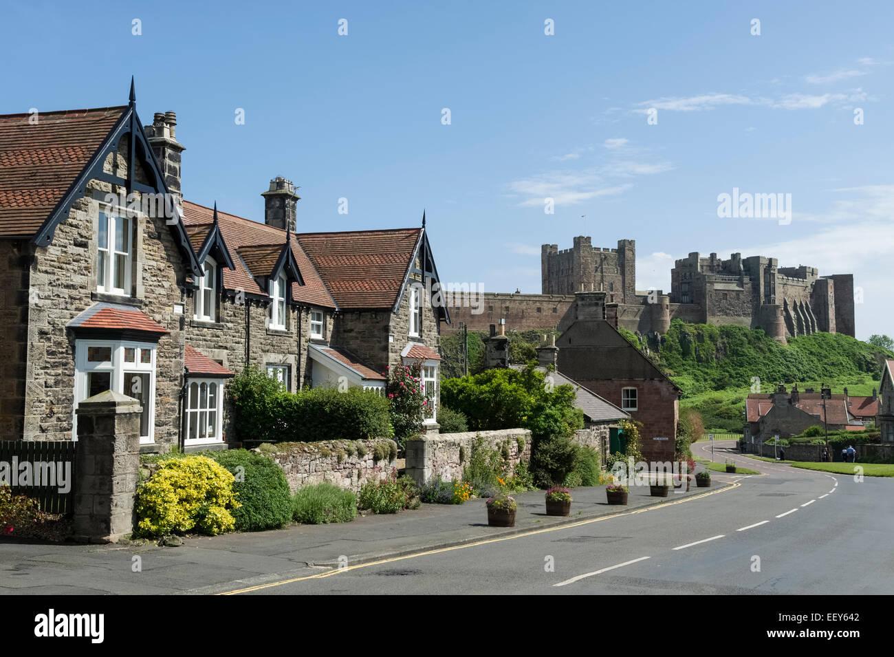 bamburgh castle harry potter - photo #11