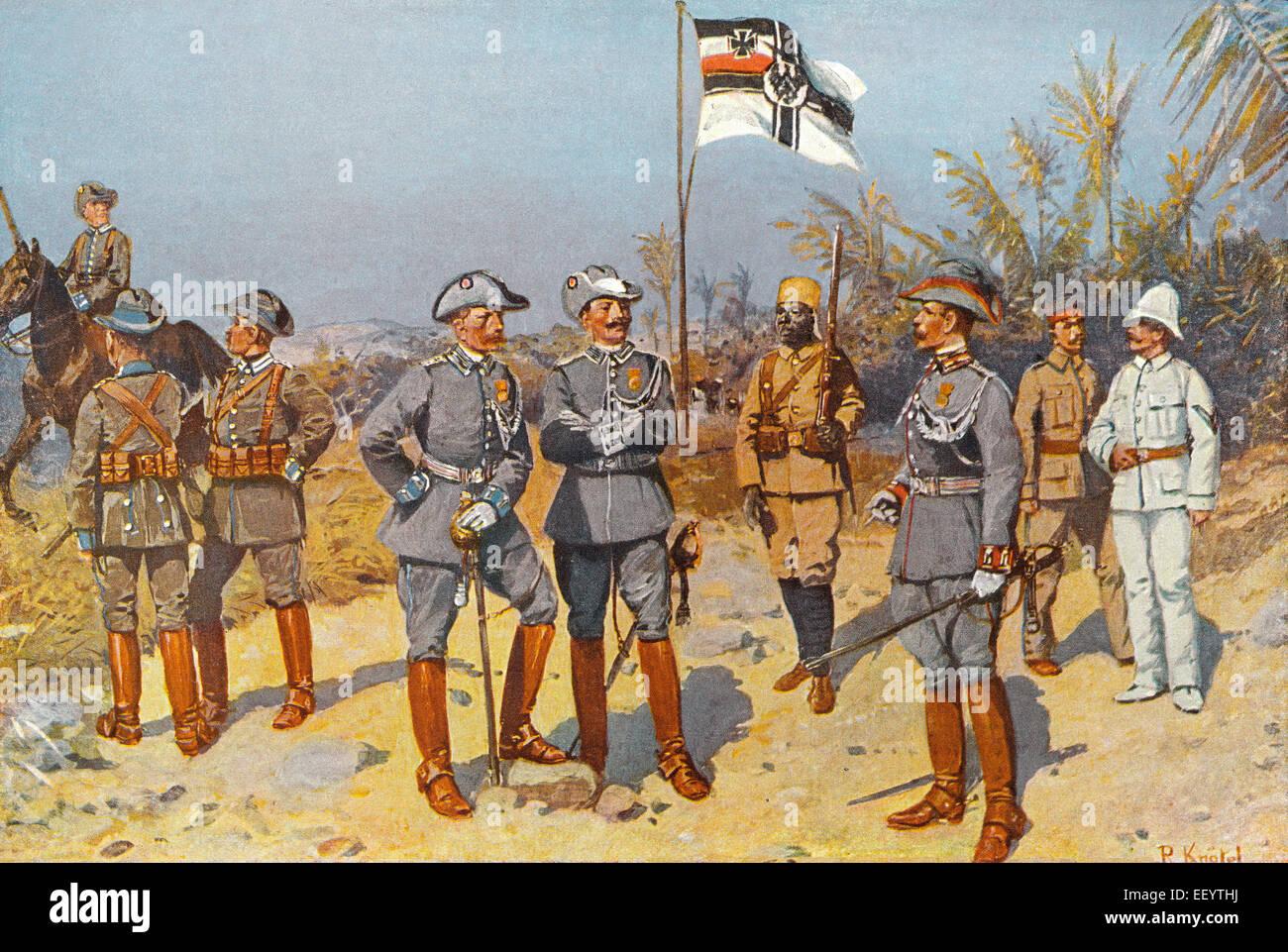 German german colonial russian Full