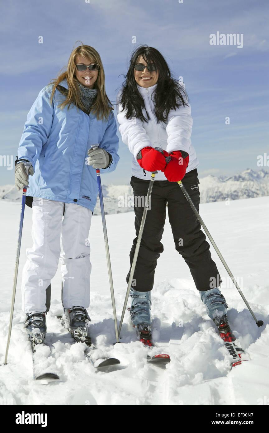 ski frauen
